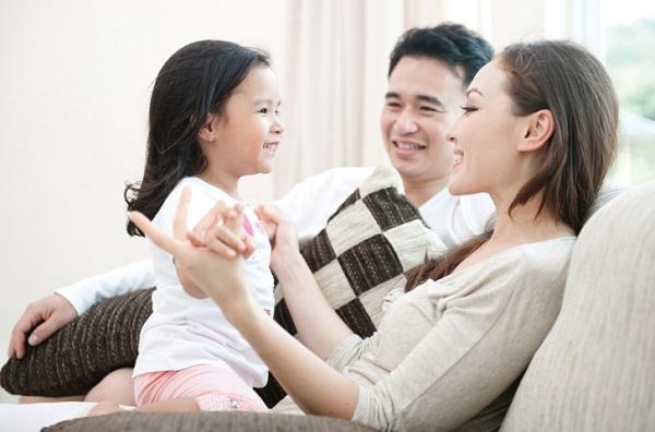 Bí quyết giữ lửa hạnh phúc gia đình