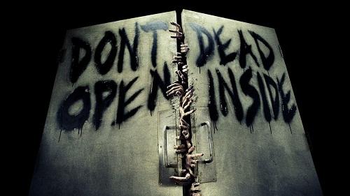 "Phim kinh dị Mỹ ""The Walking Dead"""