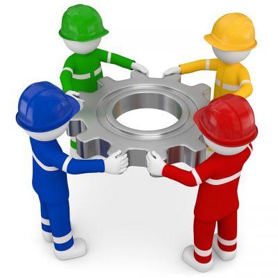 tham gia khóa đào tạo tổ trưởng sản xuất