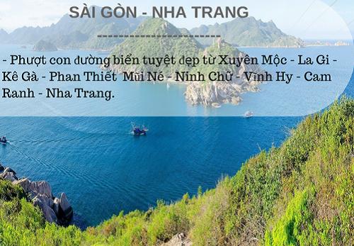 Sài Gòn-Nha Trang