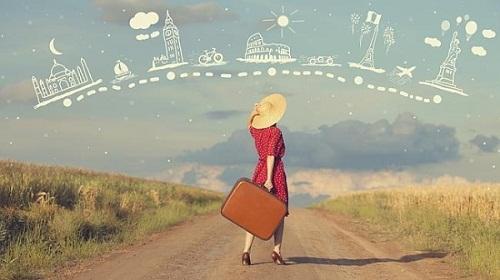 Làm mới bản thân bằng một chuyến đi đâu đó dài ngày