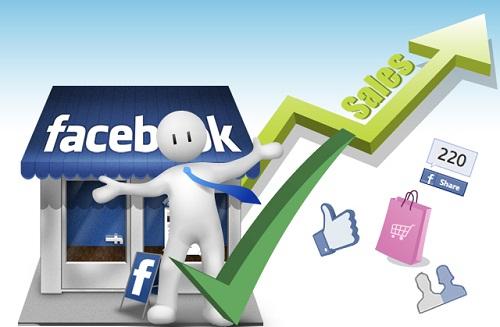 Làm giàu nhờ bán hàng qua facebook