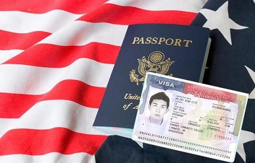 Xin visa đi Mỹ cho bạn