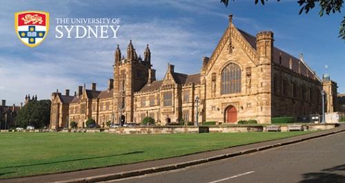 Hình 3: Đại học Sydney