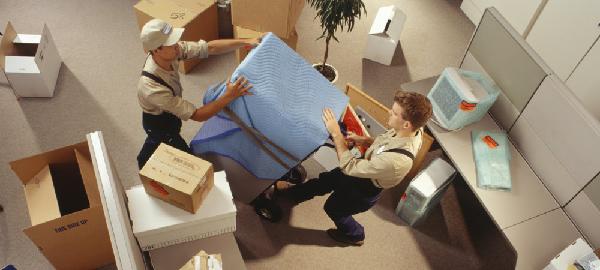 Đội ngũ nhân viên chuyên nghiệp giúp quá trình vận chuyển diễn ra nhanh chóng