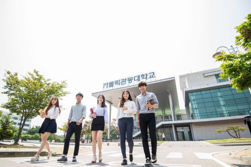 Sinh viên khi du học tại Hàn Quốc