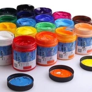 loại sơn Acrylic