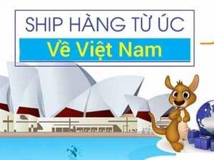 Công ty vận chuyển hàng từ Úc về Việt Nam