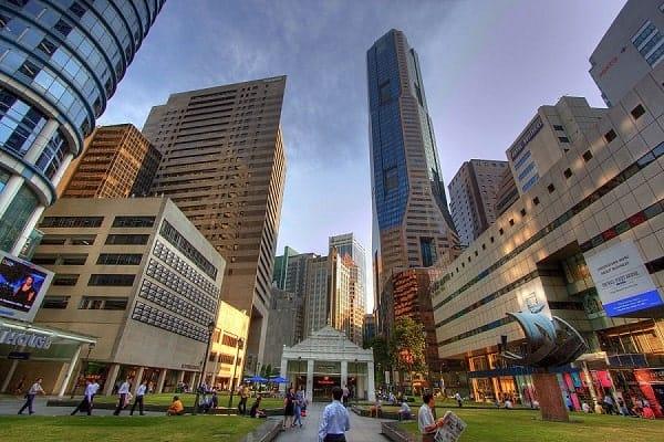 Tại sao các doanh nghiệp lại đổ xô thành lập công ty tại Singapore?