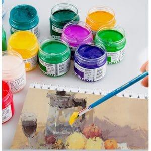 loại sơn dầu