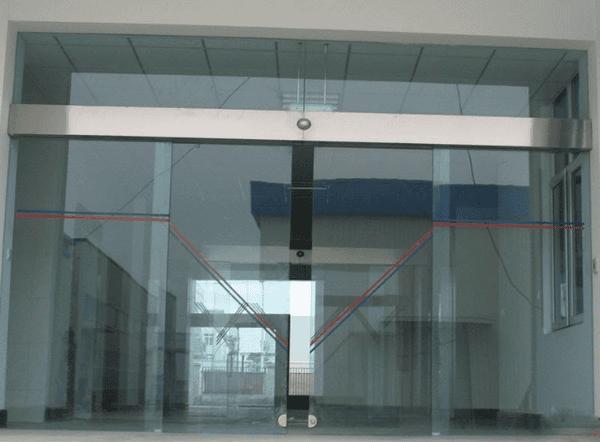 Cửa kính tự động 2 chiều