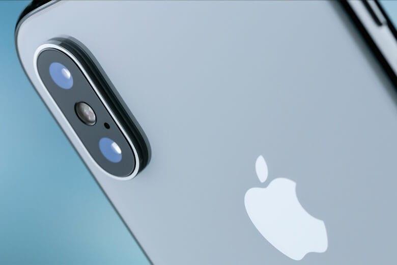 iPhone X với cụm camera kép 12 MP nâng cao chất lượng chụp ảnh