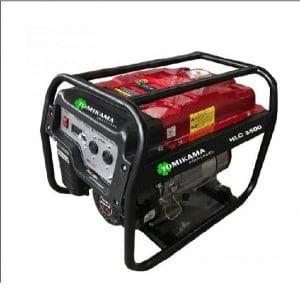 Hình ảnh về một chiếc máy phát điện gia đình chạy xăng