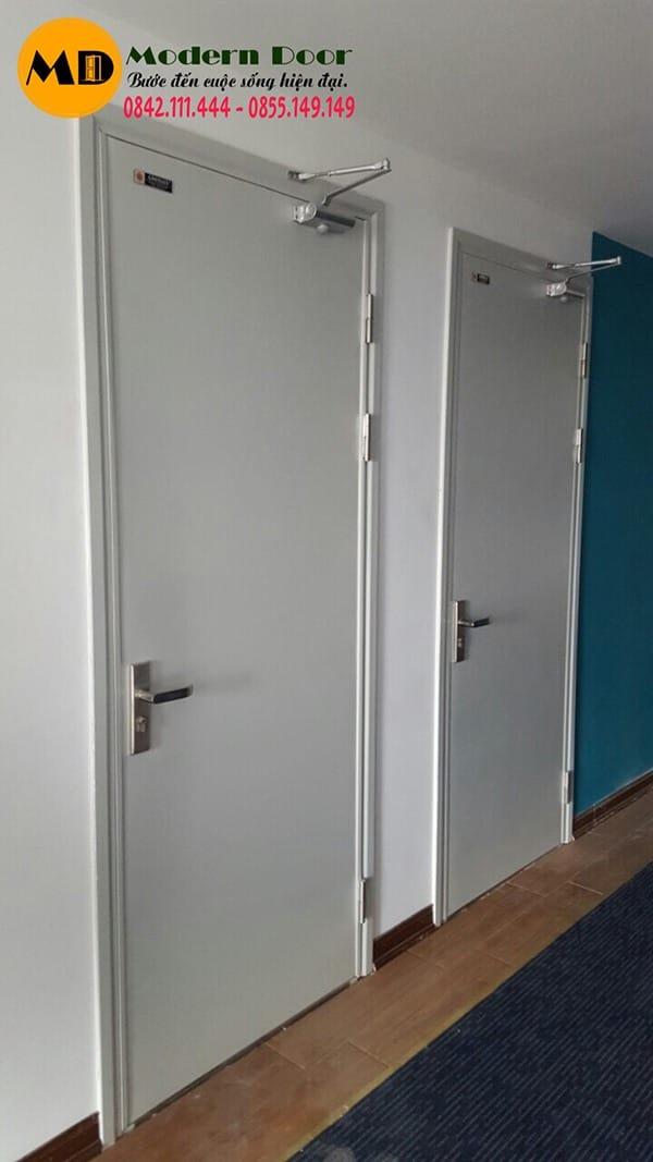 mua cửa thép chống cháy giá rẻ tại Modern Door