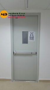 Mua cửa thép chống cháy giá rẻ tại Moderm Door