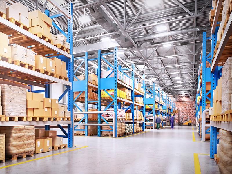 Sản xuất hàng hóa tại khu công nghiệp