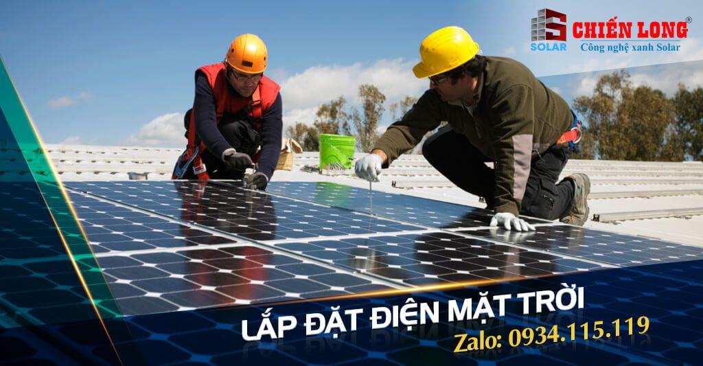 Nguồn năng lượng sạch từ mặt trời