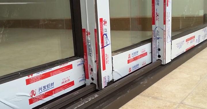 Nhôm Xingfa chính hãng xuất xứ từ Quảng Đông có tem đỏ