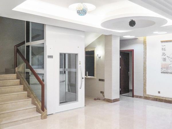 Chọn vị trí lắp đặt thang máy phù hợp với cấu trúc nhà ở