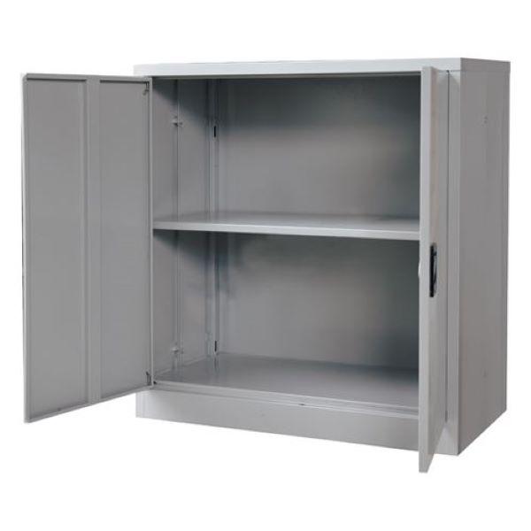 Tủ đựng tài liệu dạng mở với 2 cánh và 2 tầng