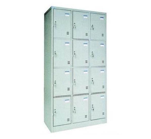 Tủ locker 12 ngăn giá rẻ chất lượng