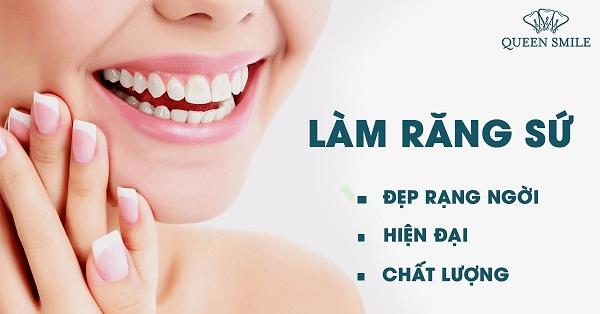 Bọc răng sứ chất lượng và uy tín nhất.