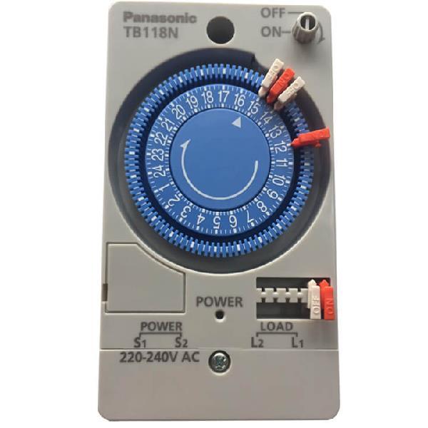 Sơ lược về sản phẩm công tắc đồng hồ panasonic tb118n