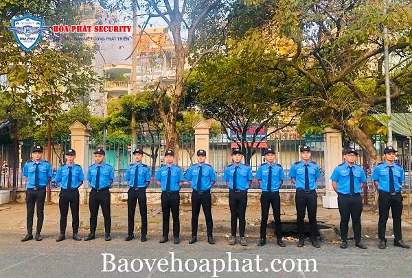 Công ty dịch vụ bảo vệ tại Thành phố Hồ Chí Minh uy tín