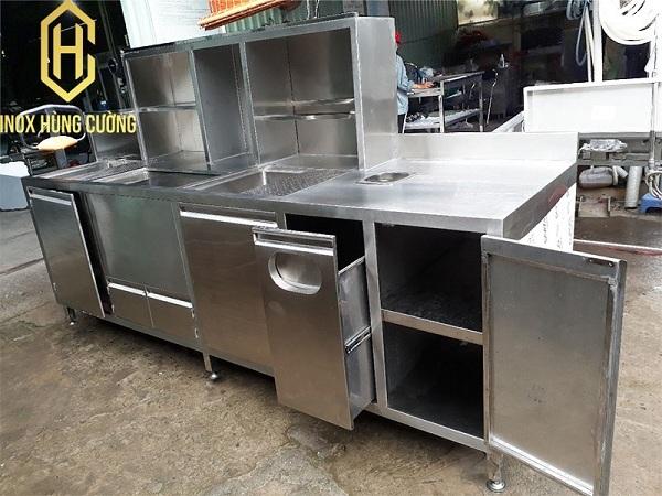 Inox Hùng Cường chuyên cung cấp lò nướng công nghiệp tốt nhất