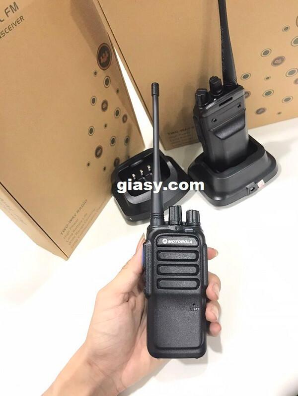 Tham khảo các mẫu máy bộ đàm Motorola.