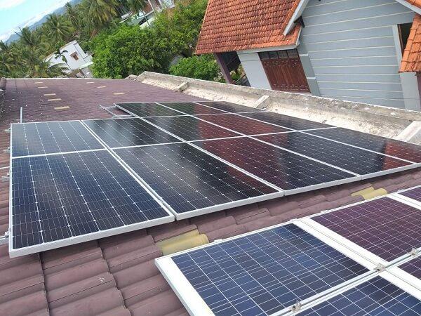 Đơn vị chuyên cung cấp tấm pin năng lượng mặt trời.