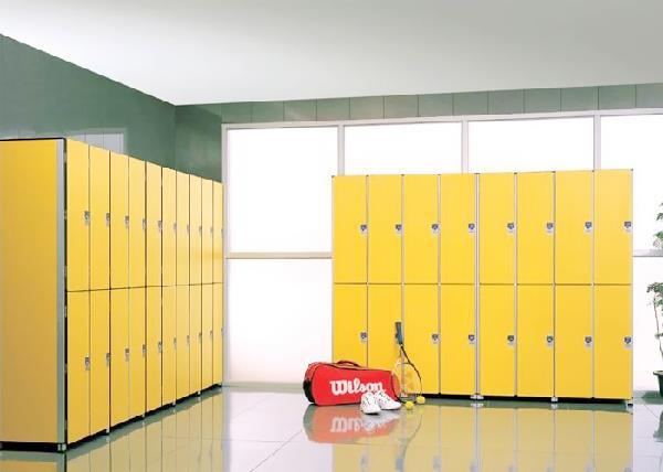 Tủ nhựa locker compact phát huy độ bền trong môi trường nào?