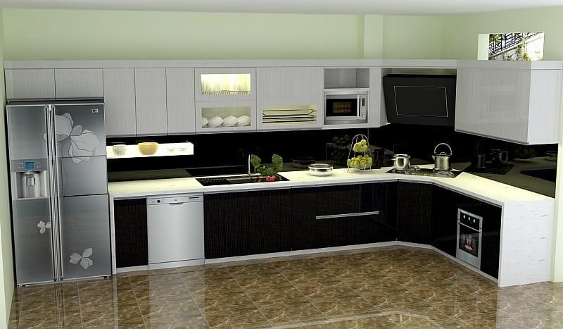 Vị trí đặt bếp ở đâu phù hợp?